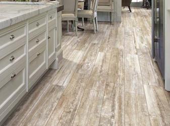 Ceramic Tile Floor